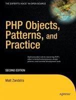PHP Objects, Patterns, and Practice (eBook, PDF) - Zandstra, Matt