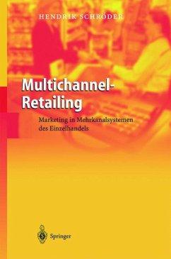 Multichannel-Retailing (eBook, PDF) - Schröder, Hendrik