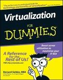Virtualization For Dummies (eBook, ePUB)