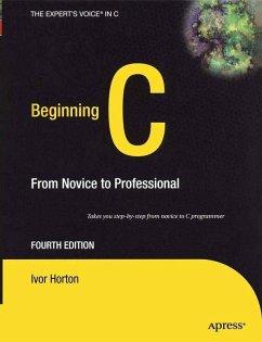 Beginning C (eBook, PDF) - Horton, Ivor
