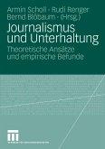 Journalismus und Unterhaltung (eBook, PDF)
