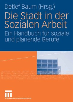 Die Stadt in der Sozialen Arbeit (eBook, PDF)
