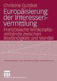 Europäisierung der Interessenvermittlung (eBook, PDF)