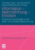 Information - Wahrnehmung - Emotion (eBook, PDF)