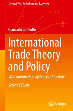 International Trade Theory and Policy - Gandolfo, Giancarlo