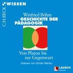 Geschichte der Pädagogik: Von Platon bis zur Gegenwart (MP3-Download)