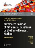 Automated Solution of Differential Equations by the Finite Element Method (eBook, PDF)
