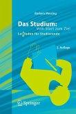 Das Studium: Vom Start zum Ziel (eBook, PDF)