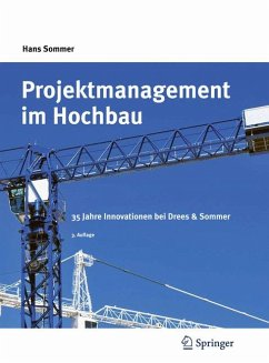 Projektmanagement im Hochbau (eBook, PDF) - Sommer, Hans