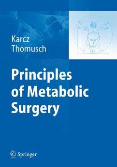 Principles of Metabolic Surgery (eBook, PDF)