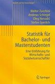 Statistik für Bachelor- und Masterstudenten (eBook, PDF)
