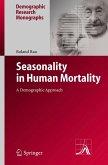 Seasonality in Human Mortality (eBook, PDF)