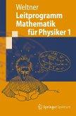 Leitprogramm Mathematik für Physiker 1 (eBook, PDF)