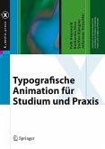 Typografische Animation für Studium und Praxis (eBook, PDF)