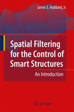Spatial Filtering for the Control of Smart Structures (eBook, PDF)