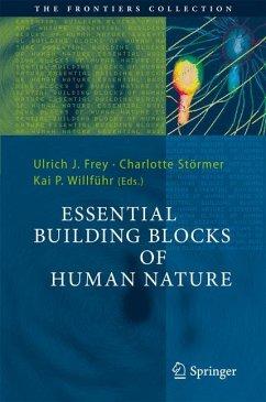 Essential Building Blocks of Human Nature (eBook, PDF)