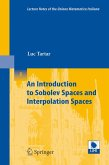 An Introduction to Sobolev Spaces and Interpolation Spaces (eBook, PDF)