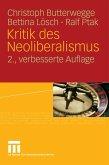 Kritik des Neoliberalismus (eBook, PDF)