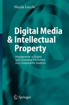 Digital Media & Intellectual Property (eBook, PDF) - Lucchi, Nicola