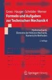 Formeln und Aufgaben zur Technischen Mechanik 4 (eBook, PDF)