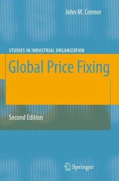 Global Price Fixing (eBook, PDF) - Connor, John M.