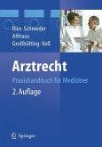 Arztrecht (eBook, PDF)