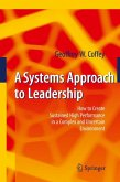 A Systems Approach to Leadership (eBook, PDF)
