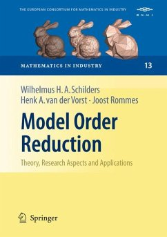 Model Order Reduction: Theory, Research Aspects and Applications (eBook, PDF)