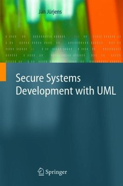 Secure Systems Development with UML (eBook, PDF) - Jürjens, Jan
