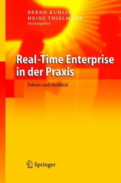 Real-Time Enterprise in der Praxis (eBook, PDF)