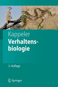 Verhaltensbiologie (eBook, PDF) - Kappeler, Peter