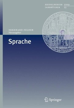 Sprache (eBook, PDF)