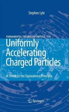 Uniformly Accelerating Charged Particles (eBook, PDF) - Lyle, Stephen N.