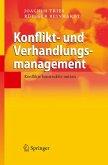 Konflikt- und Verhandlungsmanagement (eBook, PDF)