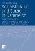 Sozialstruktur und Suizid in Österreich (eBook, PDF)