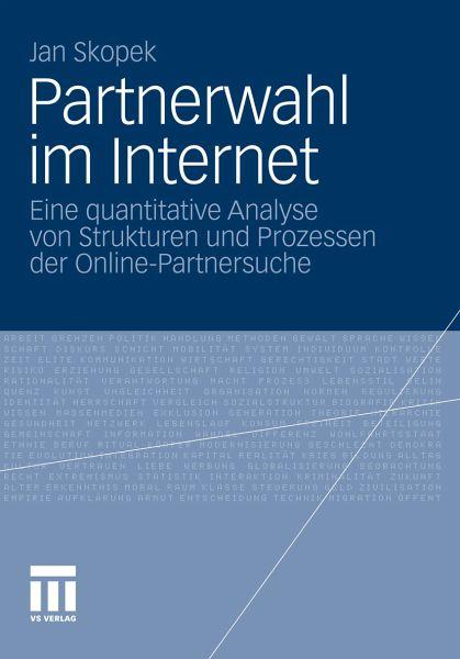 Online partnersuche soziologie