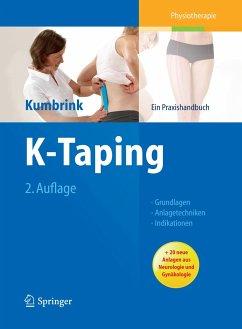 K-Taping (eBook, PDF) - Kumbrink, Birgit