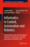 Informatics in Control, Automation and Robotics (eBook, PDF)