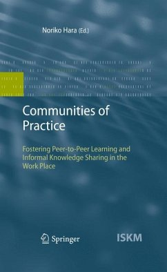 Communities of Practice (eBook, PDF) - Hara, Noriko