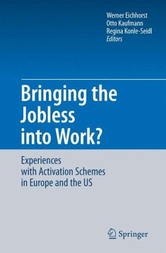 Bringing the Jobless into Work? (eBook, PDF)