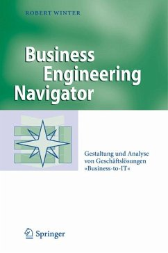 Business Engineering Navigator (eBook, PDF) - Winter, Robert