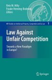 Law Against Unfair Competition (eBook, PDF)