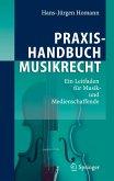 Praxishandbuch Musikrecht (eBook, PDF)