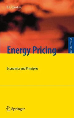 Energy Pricing (eBook, PDF) - Conkling, Roger L.
