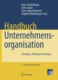 Handbuch Unternehmensorganisation (eBook, PDF)