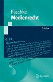 Medienrecht (eBook, PDF)