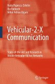 Vehicular-2-X Communication (eBook, PDF)