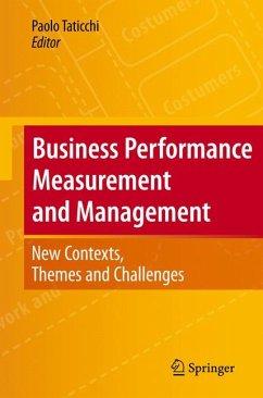 Business Performance Measurement and Management (eBook, PDF)