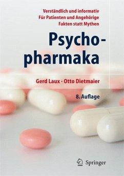 Psychopharmaka (eBook, PDF) - Laux, Gerd; Dietmaier, Otto