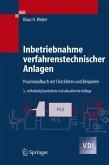 Inbetriebnahme verfahrenstechnischer Anlagen (eBook, PDF)